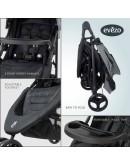 Evezo Celerio Lightweight Stroller
