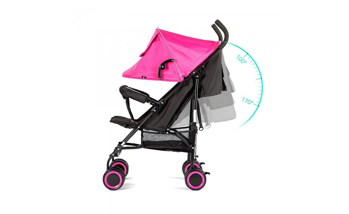 The Best Travel Strollers in 2020 (Light & Easy)