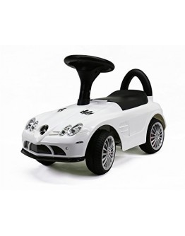 Evezo Mercedes Benz McLaren SLR Roadster 722s Ride-On Push Car