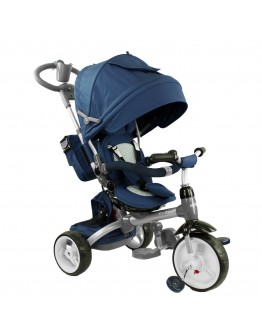 Evezo Samzio 6-in-1 Stroller Tricycle