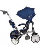 Evezo Samzio 6-in-1 Stroller Tricycle