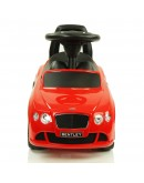 Evezo BENTLEY Continental GT Ride On Push Car