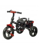 Evezo Kailin 4-in-1 Stroller Tricycle with full canopy